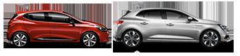 vehículos nuevos Renault compactos