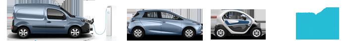vehículos nuevos Renault electricos