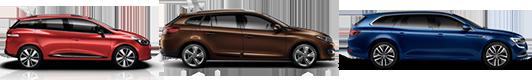 vehículos nuevos Renault familiares