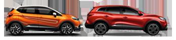 vehículos nuevos Renault crossover