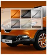 Configurador del comprador Renault Retail Group