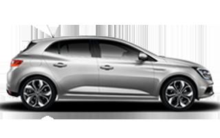 Nuevo Renault Megane Berlina