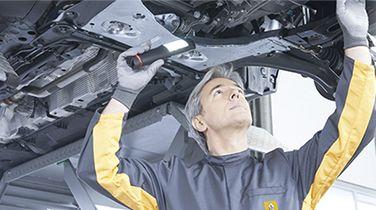 Cita taller Renault Retail Group Avda Burgos