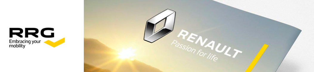 Logotipo Renault Retail Group