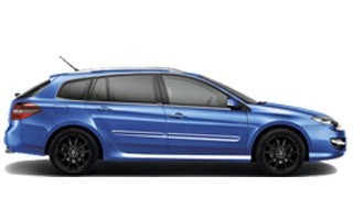 Nuevo Renault Laguna Grand Tour