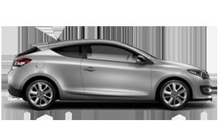 Nuevo Renault Megane Coupe