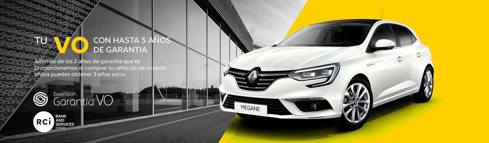 Extensión de Garantía Renault Retail Group