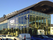 RENAULT RETAIL GROUP  Avd. Burgos